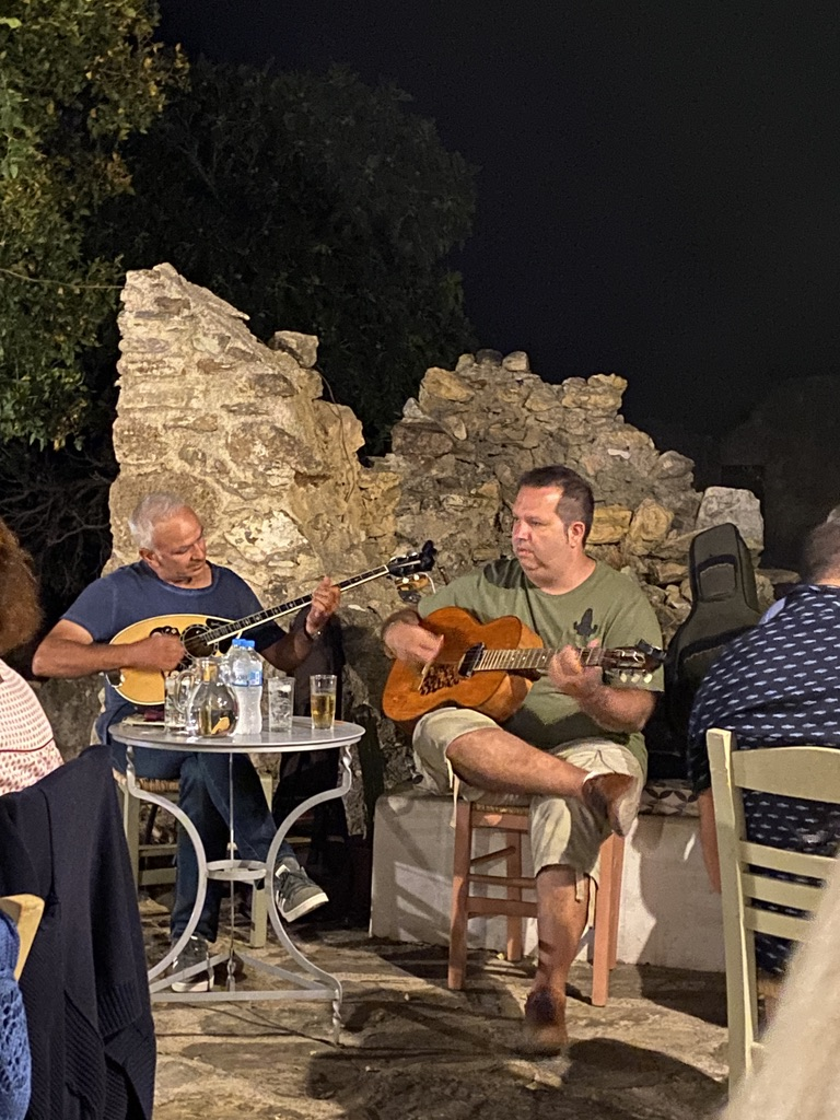 Chaichoutes Live Musiker