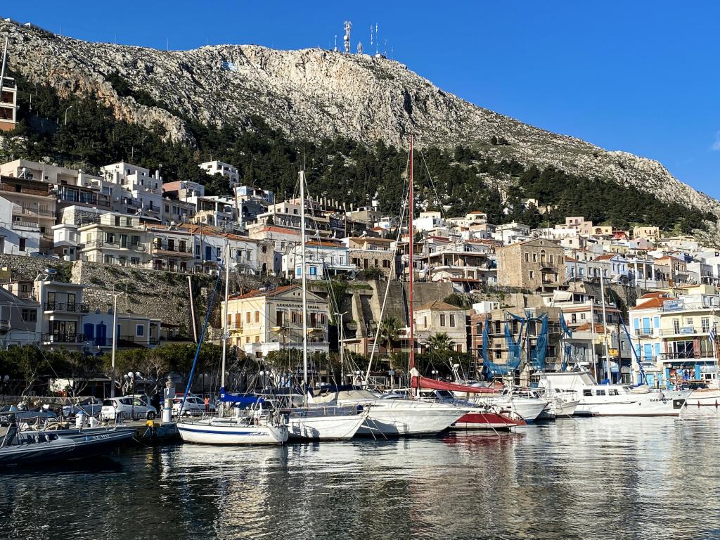 Kalymnos Hafen